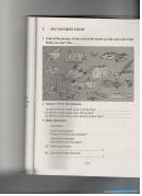 C. My favourite food - Unit 10 trang 119 sách bài tập (SBT) Tiếng Ahh 6