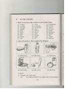 B. At the canteen - Unit 11 trang 126 sách bài tập (SBT) Tiếng Anh 6