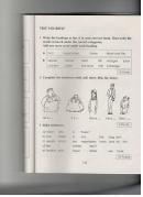 Test yourself - Unit 11 trang 133 sách bài tập (SBT) Tiếng Anh 6