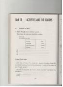 A. The weather - Unit 13 trang 142 sách bài tập (SBT) Tiếng Anh 6