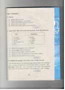 Test yourself - Unit 16 trang 185 sách bài tập (SBT) Tiếng Anh 6