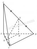 Câu 57 trang 125 Sách bài tập Hình học 11 Nâng cao