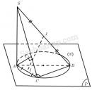 Câu 64 trang 126 Sách bài tập Hình học 11 Nâng cao