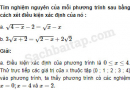 Câu 3.2 trang 58 SBT Đại số 10 Nâng cao