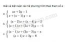 Câu 3.39 trang 64 SBT Đại số 10 Nâng cao