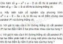 Câu 3.63 trang 69 SBT Đại số 10 Nâng cao