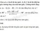 Câu 4.8 trang 103 SBT Đại số 10 Nâng cao