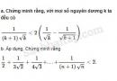 Câu 4.9 trang 103 SBT Đại số 10 Nâng cao