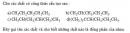 Bài 5.1 trang 41 Sách bài tập (SBT) Hóa học 11 Nâng cao