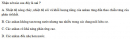 Bài 5.7 trang 42 Sách bài tập (SBT) Hóa học 11 Nâng cao