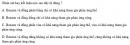 Bài 7.3 trang 55 Sách bài tập (SBT) Hóa học 11 Nâng cao