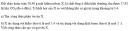 Bài 7.30 trang 60 Sách bài tập (SBT) Hóa học 11 Nâng cao