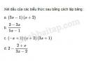 Câu 4.41 trang 109 SBT Đại số 10 Nâng cao