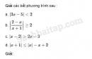 Câu 4.46 trang 109 SBT Đại số 10 Nâng cao