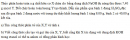 Bài 8.15 trang 63 Sách bài tập (SBT) Hóa học 11 Nâng cao