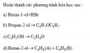 Bài 8.26 trang 65 Sách bài tập (SBT) Hóa học 11 Nâng cao