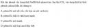 Bài 8.36 trang 67 Sách bài tập (SBT) Hóa học 11 Nâng cao