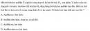 Bài 9.9 trang 71 Sách bài tập (SBT) Hóa học 11 Nâng cao