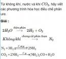 Bài 2.54 trang 23 Sách bài tập (SBT) Hóa học 11 Nâng cao