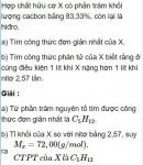 Bài 4.24 trang 34 Sách bài tập (SBT) Hóa học 11 Nâng cao