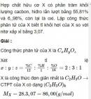 Bài 4.31 trang 36 Sách bài tập (SBT) Hóa học 11 Nâng cao