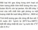 Bài 5.32 trang 46 Sách bài tập (SBT) Hóa học 11 Nâng cao