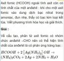 Bài 9.28 trang 74 Sách bài tập (SBT) Hóa học 11 Nâng cao