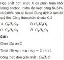 Bài 9.32 trang 75 Sách bài tập (SBT) Hóa học 11 Nâng cao