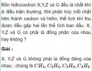 Bài 6.38 trang 53 Sách bài tập (SBT) Hóa học 11 Nâng cao