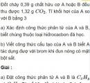 Bài 7.7 trang 56 Sách bài tập (SBT) Hóa học 11 Nâng cao