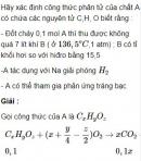 Bài 9.38* trang 76 Sách bài tập (SBT) Hóa học 11 Nâng cao