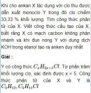Bài 8.12 trang 62 Sách bài tập (SBT) Hóa học 11 Nâng cao