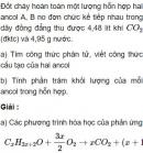 Bài 8.22 trang 64 Sách bài tập (SBT) Hóa học 11 Nâng cao