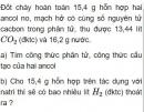 Bài 8.30 trang 66 Sách bài tập (SBT) Hóa học 11 Nâng cao