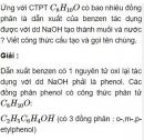Bài 8.37 trang 67 Sách bài tập (SBT) Hóa học 11 Nâng cao