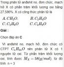 Bài 9.11 trang 71 Sách bài tập (SBT) Hóa học 11 Nâng cao