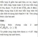 Bài 9.42 trang 77 Sách bài tập (SBT) Hóa học 11 Nâng cao