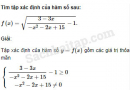 Câu 4.65 trang 113 SBT Đại số 10 Nâng cao