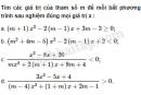 Câu 4.68 trang 114 SBT Đại số 10 Nâng cao