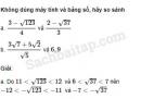 Câu 4.83 trang 116 SBT Đại số 10 Nâng cao