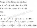 Câu 4.86 trang 116 SBT Đại số 10 Nâng cao