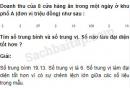 Câu 5.6 trang 175 SBT Đại số 10 Nâng cao