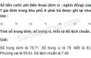 Câu 5.11 trang 177 SBT Đại số 10 Nâng cao