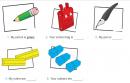 Unit 9. What colour is it? (Đó là màu gì? ) trang 36 Sách bài tập Tiếng Anh 3 Mới