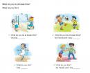 Unit 10. What do you do at break time? (Bạn làm gì vào thời gian giải lao?) trang 40 Sách bài tập tiếng Anh 3 mới