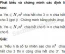 Câu 1.18 trang 9 SBT Đại số 10 Nâng cao