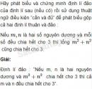 Câu 1.24 trang 11 SBT Đại số 10 Nâng cao