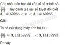 Câu 1.38 trang 12 SBT Đại số 10 Nâng cao