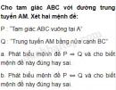 Câu 1.4 trang 7 SBT Đại số 10 Nâng cao