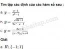Câu 2.2 trang 29 SBT Đại số 10 Nâng cao